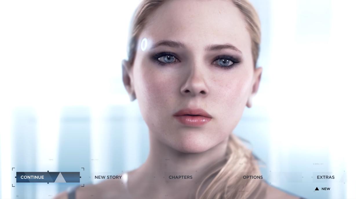 Detroit Become Human, Chloe